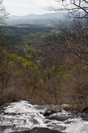 Visit to Amicalola State Park. GA