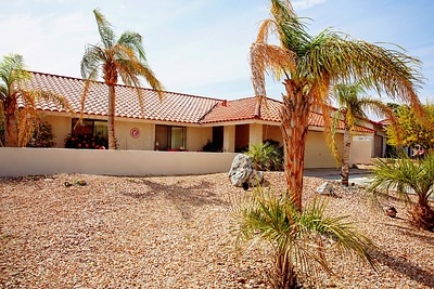 Palms Springs House