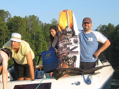 Lake Mitchell - June 9-10, 2006