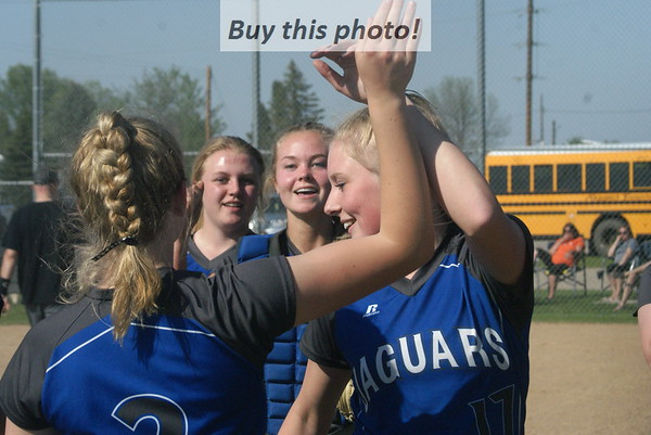 BBE fastpitch vs. Browerville 05-17