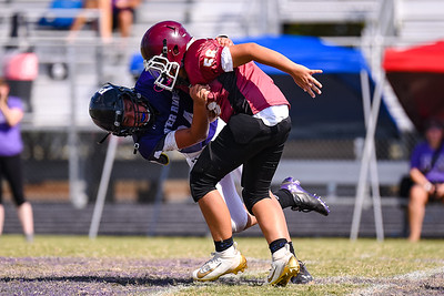 7th Grade - Porter Ridge vs. Sun Valley - 9/21/19
