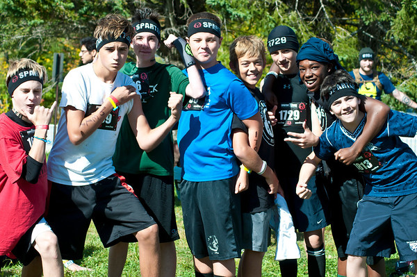 WUMS Kids, Spartan Race - Killington