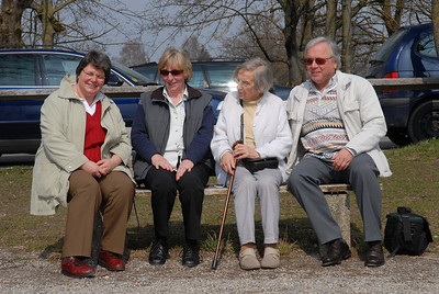Stegen, 7. April 2009