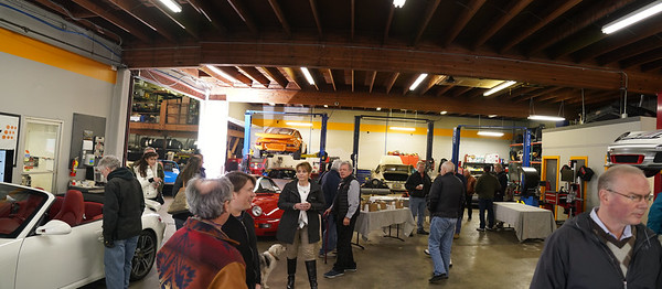 Garage Visit: Avant Garde and Ron Wade Collections - March 7