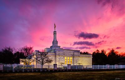 Detroit LDS Temple