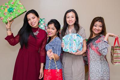 Family Christmas:  December 22, 2015
