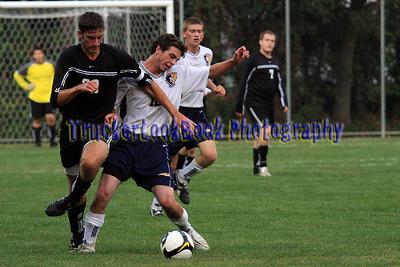 2008 Boys Soccer / Medina Buckeye