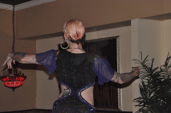 6-1-2013 Belly Dance at Kabob House