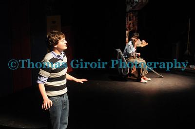 Thirteen  Dress rehearsal April 28, 2011
