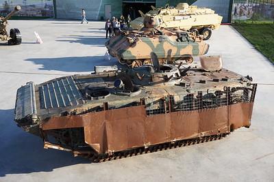 BMP-1 Local Modifications