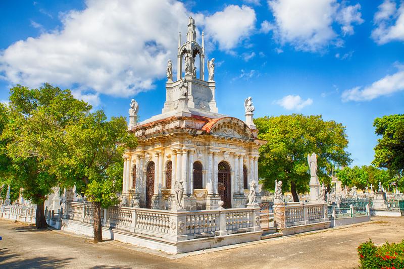 Havana crypt.