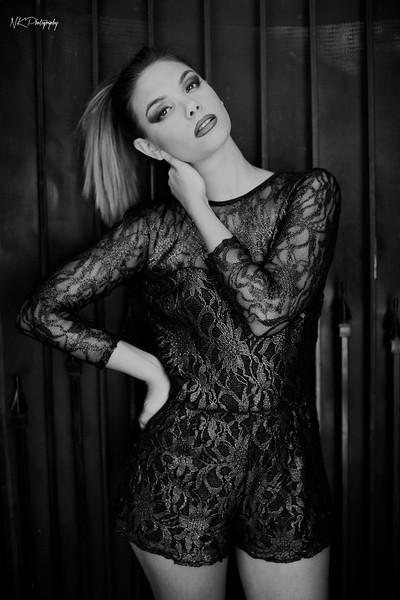 Model: Chelsea Heath Makeup: Ande Castaneda Photo: Natalie Kagasoff of NK Photography Wardrobe: Jin N Tonic