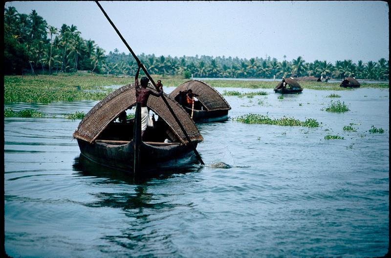 rice boat caravan