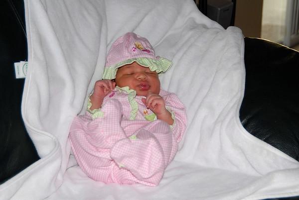 Baby Girl Samiyah