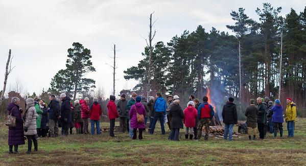 Hinterland blessing December 2014