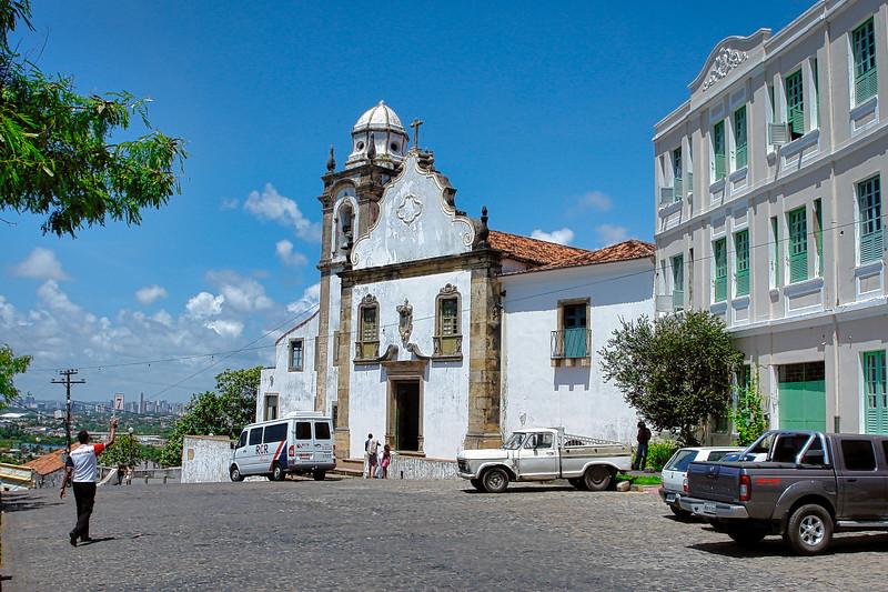 Church in Olinda