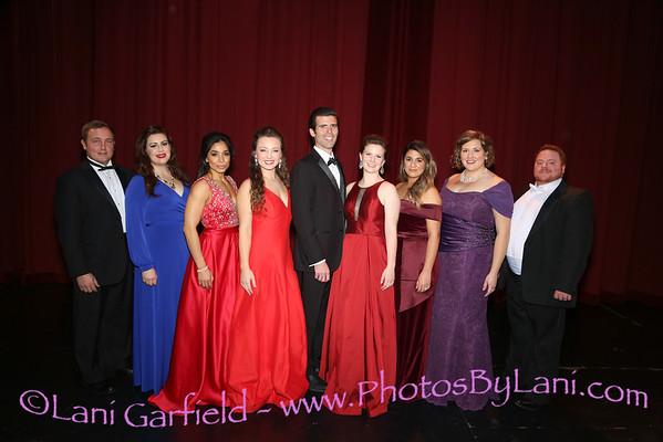 Opera Guild Competition Rossini Award and Alegro reception 12/4/16