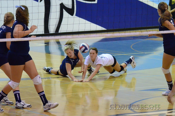 Granite Hills Girls Volleyball 2011