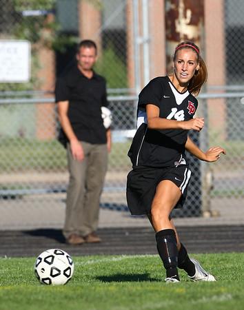 EPHS Varsity Girls Soccer vs Bloomington Kennedy (Sept 16, 2008)