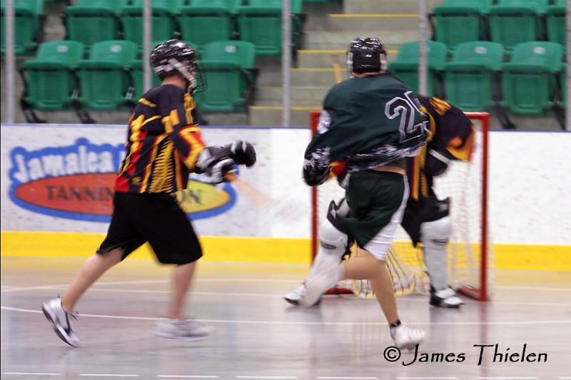 Okotoks Ice vs Calgary Sabrecats May 30, 2007