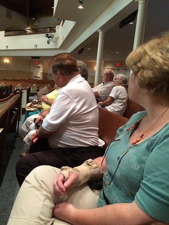 2015 08-16 Church Concert