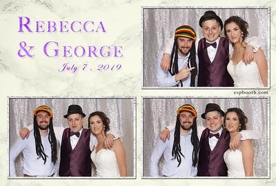 Rebecca & George's Wedding