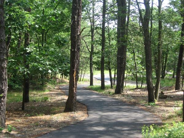 New Jersey: Gibbsboro Greenway and Bikeway Network