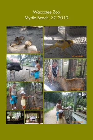 SC, Myrtle Beach - Waccatee Zoo