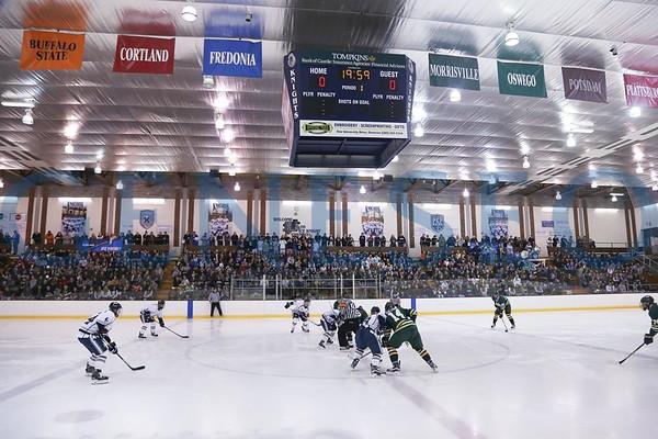 Men's Ice Hockey vs. Oswego