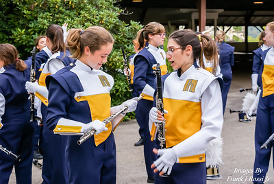 8-20-2011 Norwin Band at Kennywood
