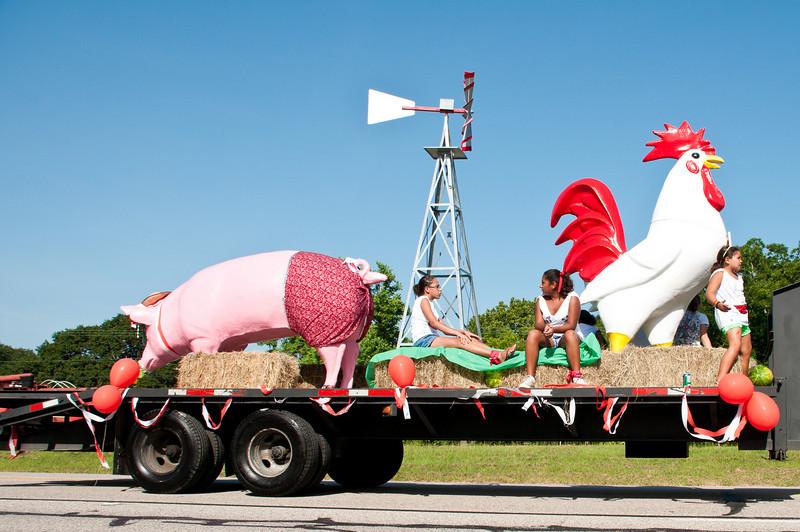 2010 Hempstead Watermelon Festval Parade