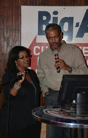 2013-11 Tina Sheaves Benefit at Kites Bar