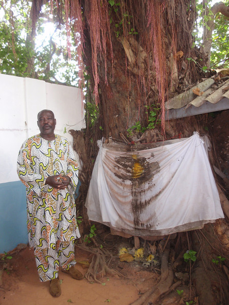 033_Ouidah. The Python Temple. An Important Voodoo Shrines.jpg