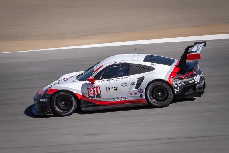 2018 911 RSR.