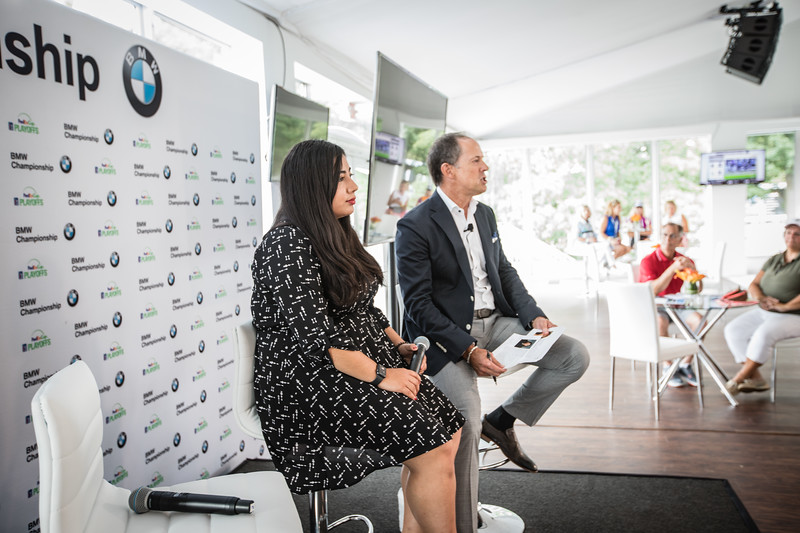 2019 Pro Am Caddy HOF Joe LaCava