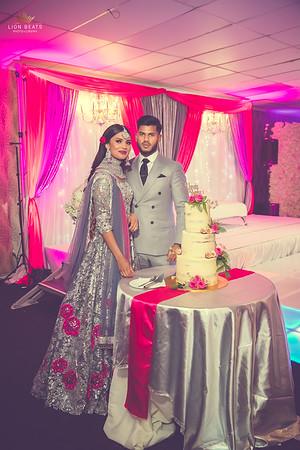 Umair & Sharfaa l Engagement