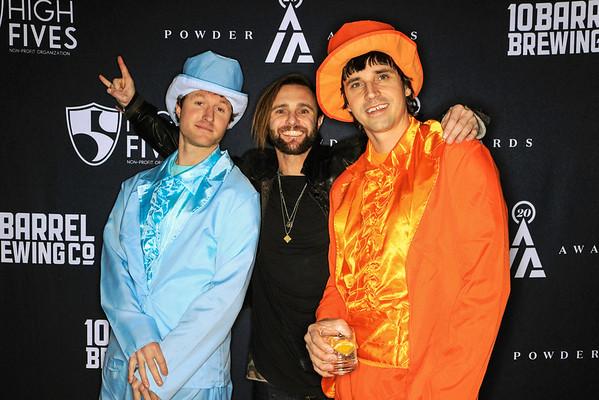 The 20th Annual Powder Awards in Aspen 2019!