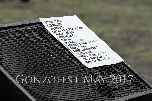 Gonzofest 05/27/17