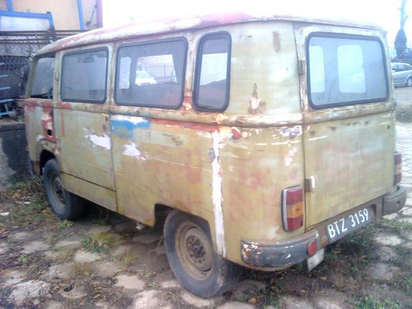 Ford FK1000