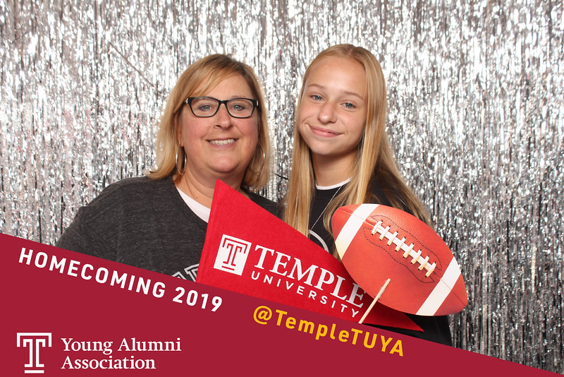 Temple University Homecoming 2019