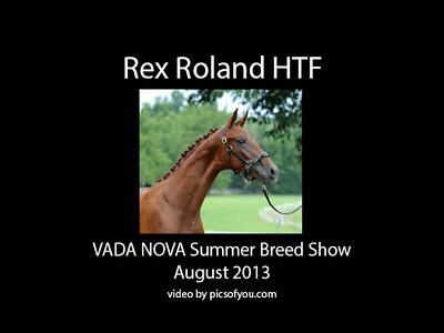 Rex Roland HTF