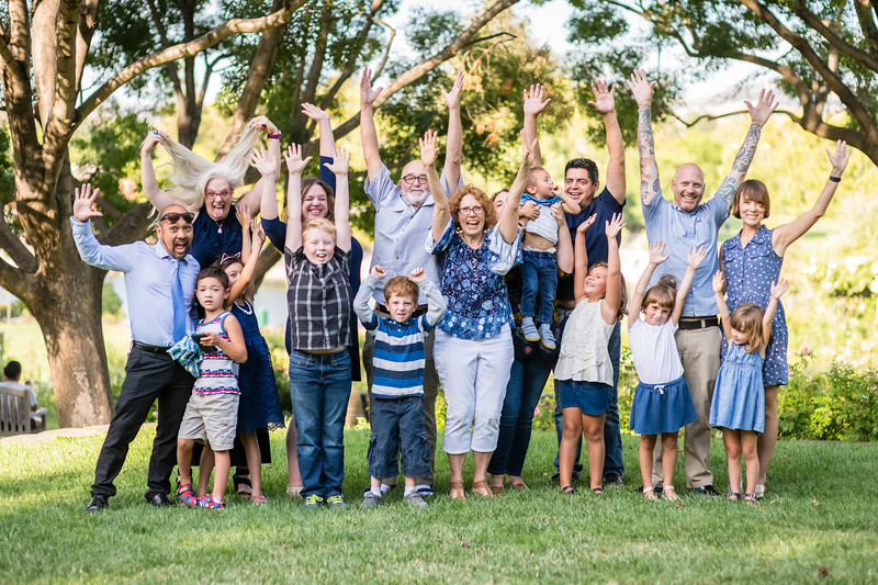 The DeBriere Dodds Family - August '19