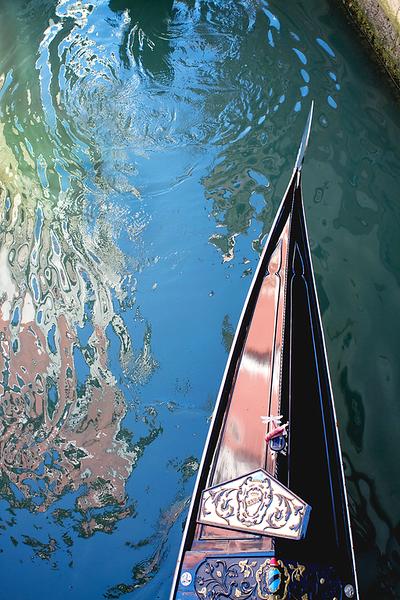 """""""Gondola"""", Venice, Italy"""