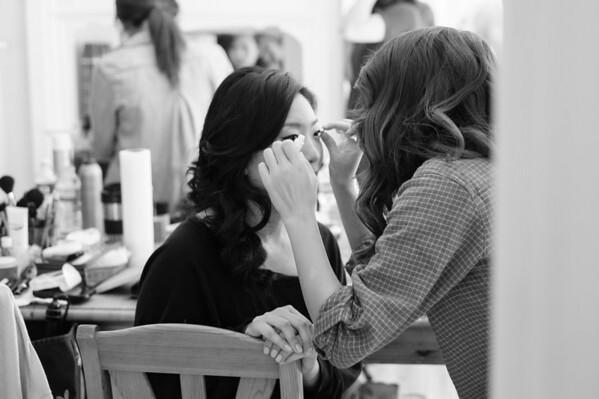 02 Getting Ready - Girls