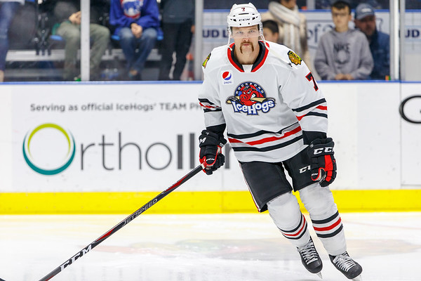 2019-11-16 - IceHogs vs. Griffins