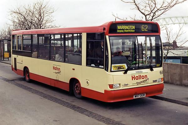 28th February 1995: Runcorn
