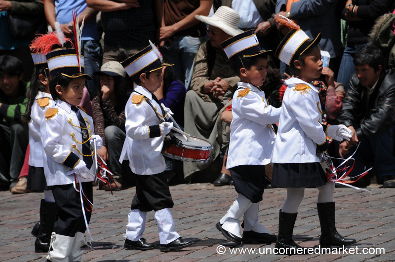 Little Drummer Kids - Cusco, Peru