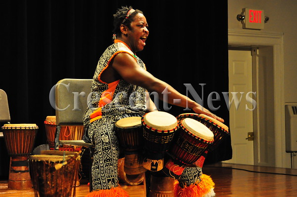 02-19-16 NEWS Drums of West Africa