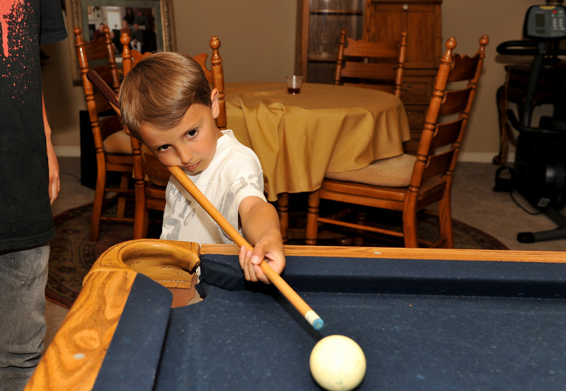 DONT MESS WITH ME I'M A POOL SHARK!!