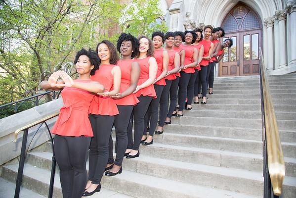 Delta Sigma Theta Probate Vanderbilt University 2016